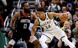 NBA paskelbė gruodžio MVP, geriausius trenerius ir naujokus