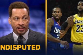 """Ch.Broussardas sulygino du Los Andželo klubus: """"Clippers"""" tiesiog geresni"""
