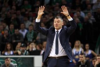 Š.Jasikevičius: žaidėjams motyvacijos netrūksta (R.Seibučio komentaras)