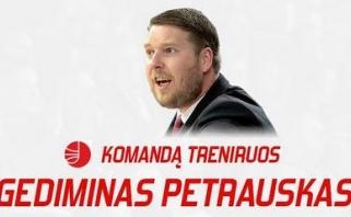 """Prie """"Juventus"""" vairo stojo G.Petrauskas"""