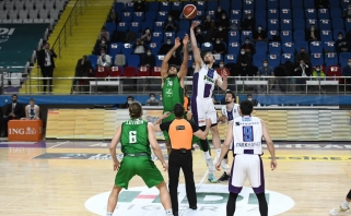 """Sezono mačą sužaidęs Kairys Turkijoje surinko dublį ir padalijo """"stogų"""""""