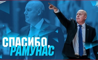 """Zenit"" jaunimo komandos vairą paliko R.Cvirka"
