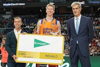 Ispanijos snaiperių konkurse triumfavo M.Popovičių įveikęs B.Motumas