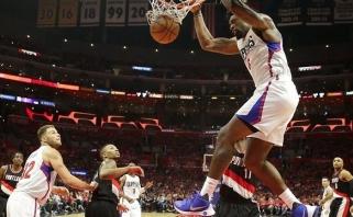 """NBA laimėjo visos namuose žaidusios ekipos, """"Raptors"""" liko vieninteliai kritę namie"""
