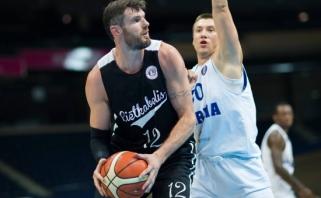 """""""Lietkabelis"""" turnyrą Latvijoje baigė pralaimėjimu dar vienam Rusijos klubui"""