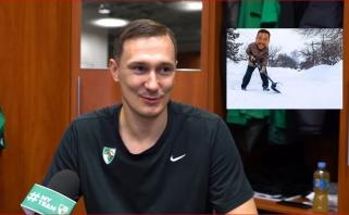 """Ar žinote, kad Jankūnas yra neoficialus Kauno meras, o """"Žalgirio"""" jaunimas apie mašinas nieko nesupranta?"""
