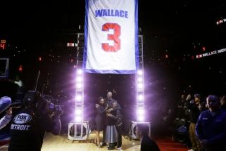 Šiąnakt Šlovės muziejaus nariu tapsiantis Wallace'as: duktė suprato, kad nebuvau plevėsa