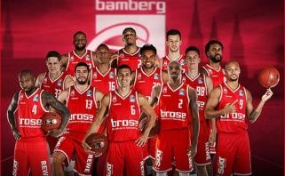 Į Panevėžį atvyksta trenerius atleidusi Bambergo komanda su A.Kulboka