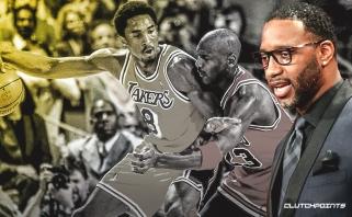 T.McGrady: Kobe jau 19-os nuoširdžiai tikėjo, kad yra geresnis už Jordaną