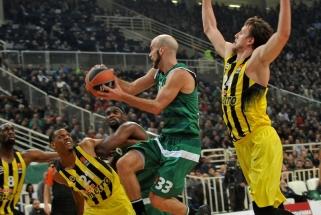 """N.Calatheso vedamas """"Panathinaikos"""" sudorojo Eurolygos vicečempionus"""