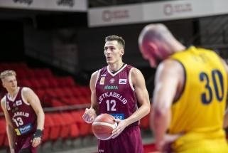 """""""Lietkabelis"""" turnyre Vilniuje nusileido Latvijos čempionams"""