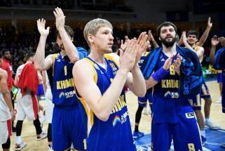 """""""Chimki"""" sumindė Eurolygos vicečempionus"""