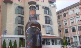 Serbijoje sukurtas alus Ž.Obradovičiaus garbei