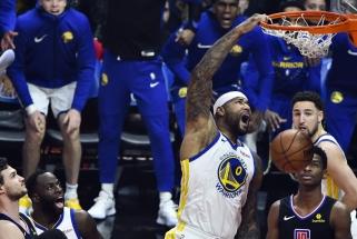 """""""Knicks"""" gali pasiūlyti kontraktą D.Cousinsui, jei nepavyks prisivilioti K.Duranto"""