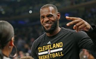 L.Jamesas įvertino R.Westbrooką: po trigubą dublį jis gali rinkti visą sezoną