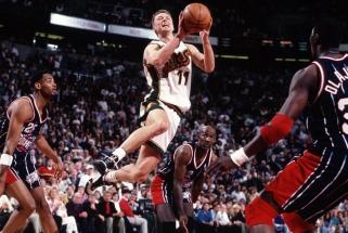 Garsūs ir primiršti NBA pionieriai (straipsnis)
