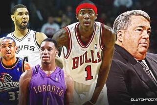 """J.Crawfordas: 2000 m. J.Krause'as norėjo """"Bulls"""" suburti Duncano, McGrady ir Hillo trio"""
