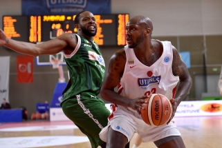 """""""Juventus"""" suklupo FIBA Europos taurės ketvirtfinalyje"""