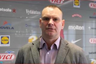 Oficialu: Lietuva pretenduos surengti vieną iš olimpinių atrankos turnyrų