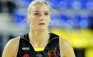 Lietuvos krepšinio žvaigždė L.Svarytė karjerą tęs Sibire