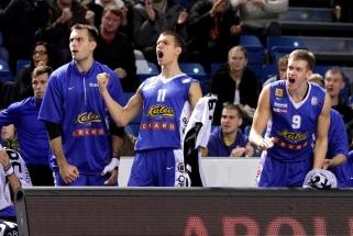Talino klubas pakviestas dalyvauti Europos taurės turnyre