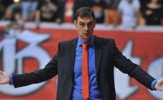 """""""Olympiacos"""" oficialiai atsisveikino su G.Bartzoku"""