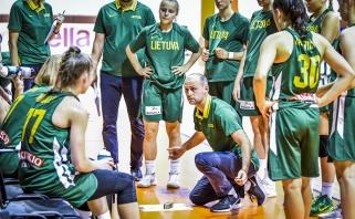 Oficialu: V.Pliauga paskiras Lietuvos jaunių merginų rinktinės treneriu