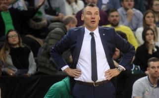 Š.Jasikevičius: turime jauną komandą, su ja gyvensime ir mirsime (komentarai)