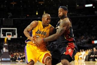 L.Jamesas aplenkė K.Bryantą daugiausia kamuolių perėmusių žaidėjų NBA istorijoje sąraše