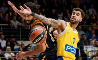 """Buvęs R.Kurtinaičio auklėtinis veda derybas su """"Maccabi"""""""