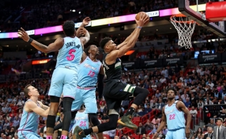 NBA apžvalgininkas: sekanti lygos superkomanda bus suformuota Majamyje