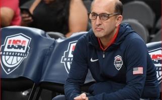 """J.Van Gundy: nereikia pervertinti įvykių """"burbule"""", """"Clippers"""" - vis dar čempionų lygio komanda"""
