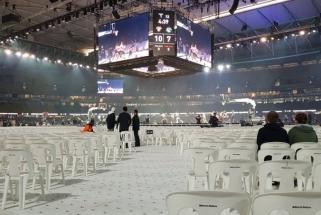 Šventė Melburne paliko kartėlį: stadionu skundėsi ir žymus aktorius, ir G.Popovichius