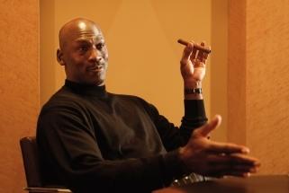 M.Jordanas: superkomandos kenkia NBA