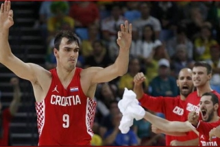 Kroatai kovai su Lietuvos rinktine pasitelks keturis NBA žaidėjus