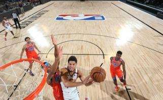 """Karščiausia NBA komanda dar labiau kaitina padus """"Grizliams"""" – beskiria viena pergalė"""