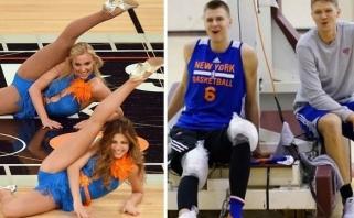 """M.Kuzminsko įspūdžiai iš NBA: žaidėjus medžiojančios merginos ir """"Elai Bandžiai"""""""