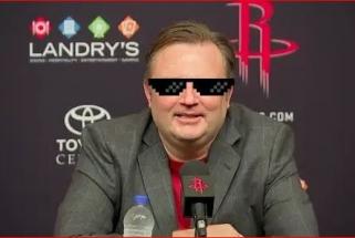 """""""Rockets"""" vadovas apie """"Paskutinį šokį"""": geriau iššokčiau iš balkono, nei žiūrėčiau tą dokumentiką"""