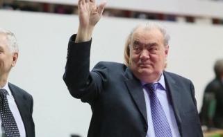 """""""Unics"""" prezidentas – apie keistą """"Virtus"""" poelgį bei trenerio Prifčio likimą"""