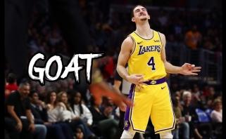 """""""Lakers"""" gynėjas A.Caruso papasakojo, kaip reaguoja į """"visų laikų geriausiojo"""" pravardę"""