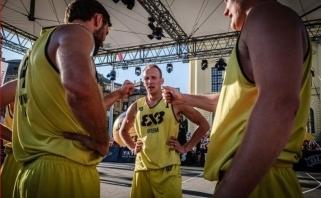 Pelenės pasaka: FIBA turnyre debiutavusi Utenos ekipa – pasaulio trijulių turo vicečempionė