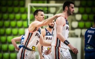 Juškevičiaus ir Žukausko vedami Maksvyčio auklėtiniai lengvai žengė į ketvirtfinalį