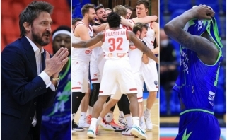 Po dramatiško pralaimėjimo Čekijoje siautėjo Bendžiaus treneris, žaidėjai – apvogti
