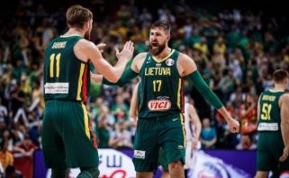 FIBA atstovai apie olimpinę atranką Kaune: turnyras bus fantastiškas