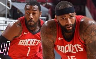 """NBA pasirengimo startas: į aikštę grįžę Wallas ir Cousinsas bei """"Lakers""""  pergalė derbyje (rezultatai)"""