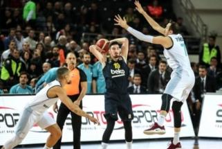 """Turkijos taurės finalas galėjo likti be Eurolygos grandų - """"Fenerbahče"""" išvargo sunkią pergalę"""