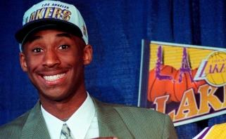 """Buvęs """"Clippers"""" treneris paviešino eksliuzyvinį video su K.Bryanto treniruote prieš naujokų biržą"""