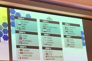 """Vyrų rinktinė sužinojo varžovus """"Eurobasket 2021"""" atrankoje"""