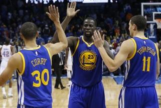 """Kai kurie NBA lygos veteranai suinteresuoti atstovauti """"Warriors"""" kitame sezone"""