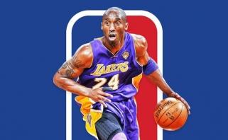Perkinsas: net Jordanas norėtų matyti Kobe ant NBA logotipo – palaikau Irvingą